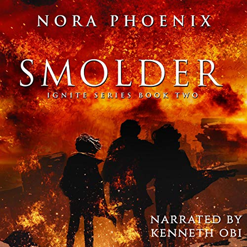Smolder cover art
