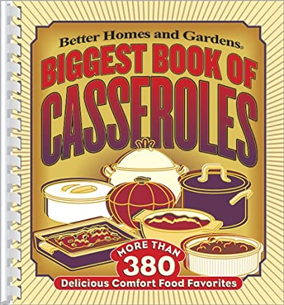 Better HOmes and Gardens Biggest Book of Casseroles