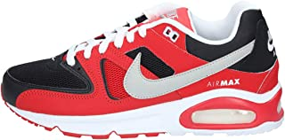 Men's Air Max Command Shoe Red