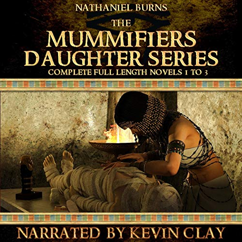 The Mummifier's Daughter Series: Boxed Set Titelbild