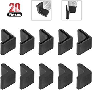 angle iron caps