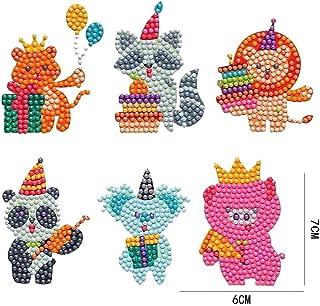 DIY Diamond Art Kits 5D Diamentowe zestawy do malowania dla dzieci Diamentowe kropki zestawy Kitch Numbers Diamond Puzzle ...