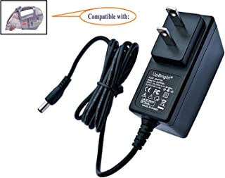 UpBright 12V AC/DC Adapter Replacement for Bissell Spot Lifter 2X Carpet Cleaner Vacuum 1602178 1718 1719 17191 1719Q 1719T 1719Y 1719Z 160-2178 203-2577 203-2578 203-2579 SIL SSC-4W-12 US 120017