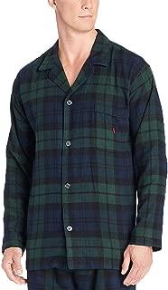 Polo Ralph Lauren Mens Flannel Plaid Button-Down Shirt
