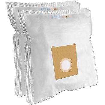 1 HEPA Filtro Per Bosch BSF 1310 20 Sacchetto per aspirapolvere