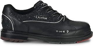 Dexter レディース T.H.E 9 ブラック/ジュエル ボウリングシューズ 5.5