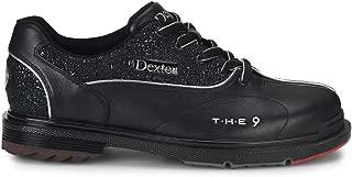 Dexter Womens T.H.E 9 Black/Jeweled Bowling Shoes