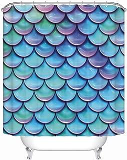 Best mermaid scales curtains Reviews