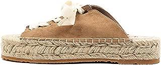 WALNUT Mimi Esapdrille Rock Womens Shoes Espadrilles High Heels