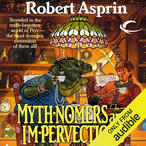 Mythnomers and Impervections Titelbild