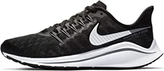 Air Zoom Vomero 14 (12 Wide, Black/White Thunder Gray)