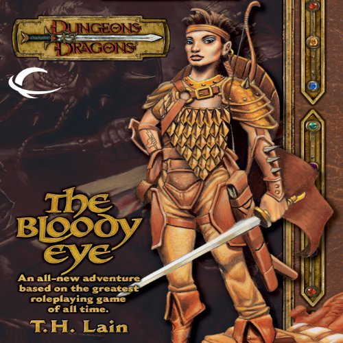 The Bloody Eye  By  cover art