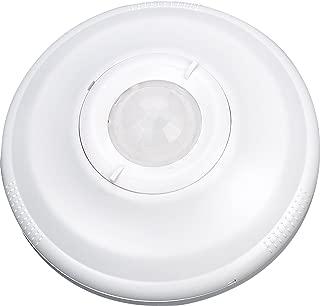 ECOELER 360 Degree PIR Ceiling Occupancy Lighting Switch, 120-277VAC Ceiling Mount Occupancy sensors