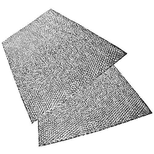 SPARES2GO groot aluminium gaasfilter voor Ignis Cooker afzuigkap/afzuigkap Ventilator (Pak van 2 filters, 91 x 46 cm)
