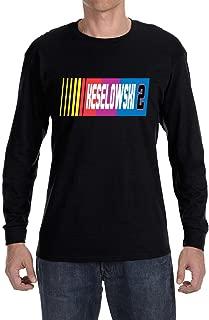 Black Keselowski 2 Logo Long Sleeve Shirt