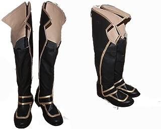 Mister Bear Fire Emblem Awakening Robin Rufure Copslay Cosplay Costume Boots Boot Shoes Shoe