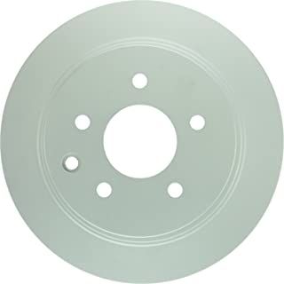 Bosch 40011030 QuietCast Premium Disc Brake Rotor For Nissan: 2002-2016 Altima, 2011-2016 Juke, 2004-2008 Maxima, 2007-201...