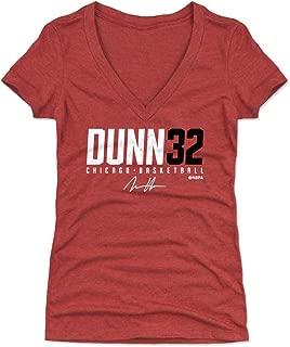 Kris Dunn Women's Shirt - Chicago Basketball Shirt for Women - Kris Dunn Elite