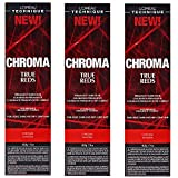 L'Oreal True Reds Chroma Sangria Permanent Hair Color Tint HC-22916 (3 Pack)