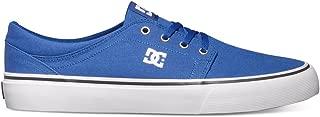 DC Womens Women's Trase Tx Skate Shoe Blue Size: 5