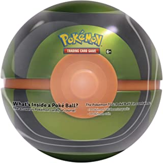 Pokemon 2020 Summer Poke Ball Tin Dusk Ball