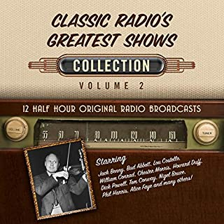 Classic Radio's Greatest Shows, Collection 2 cover art