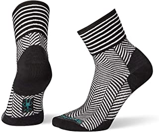Smartwool Herringbone Mini Boot Socks - Women's Light Wool Performance Sock