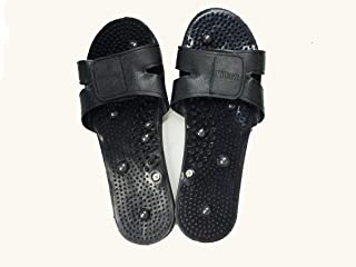 IQ Massage Slippers Massage Shoes for Most Snap on Massagers. Will Work on Iq, Hi Dow, Eliking, Ismart, and Pinook Snap Units.