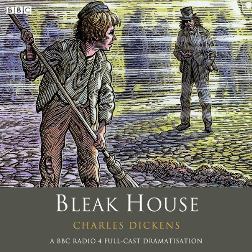 Bleak House (Dramatised) audiobook cover art