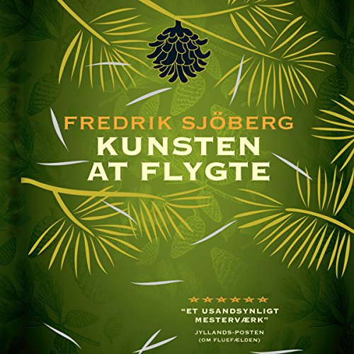 Kunsten at flygte  By  cover art