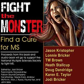 Fight the MonSter audiobook cover art