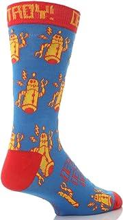 1 par hombre divertidos fantasia hipster calcetines en 10 colores