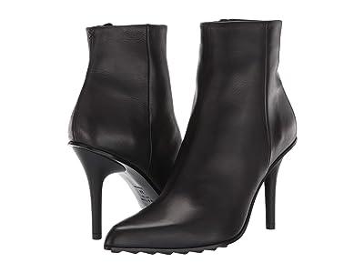 rag & bone Waylon Moto Boot (Black) Women