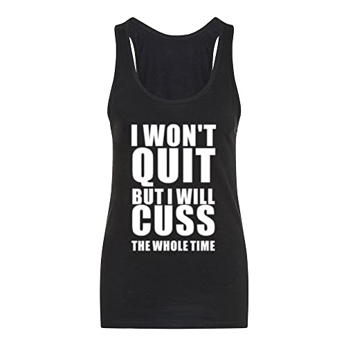 493aefd7afd7a7 Fannoo Tank Tops for Women-Womens Funny Saying Fitness Workout Racerback  Tank Tops Sleeveless Shirts