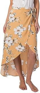 Rip Curl Women's Island TIME WRAP Skirt