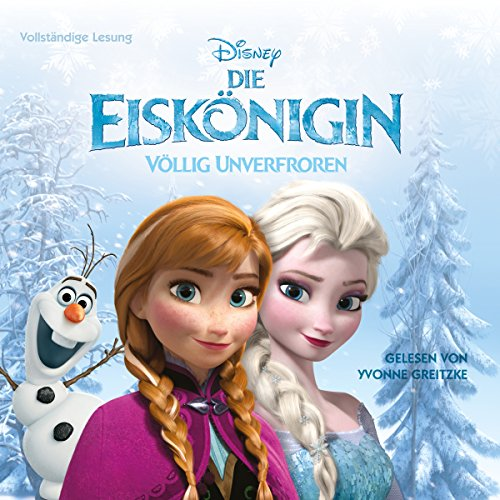 Völlig unverfroren     Die Eiskönigin 1              By:                                                                                                                                 Jennifer Lee                               Narrated by:                                                                                                                                 Yvonne Greitzke                      Length: 2 hrs and 5 mins     Not rated yet     Overall 0.0