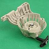 Accesorios para Herramientas eléctricas, arrancador de Retroceso de tracción, Piezas de Repuesto de artesanía Avanzada para Cortasetos STIHL Hl90K Hl95 Hl95K Hl100 Hl100K