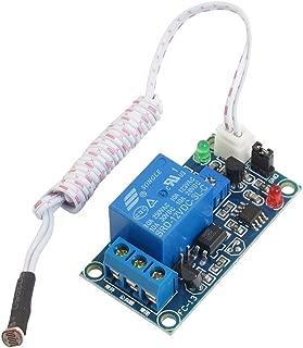 Esumsky DC 12V Auto On Off Photocell Light Switch Photoswitch Light Sensor Switch
