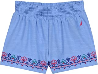 Nautica Little Girl's Pull On Short Shorts