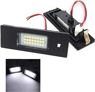 luci per targa a LED per E39 E81 E90 E91 Yijueled