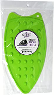 Gypsy Quilter Silicone Green Iron Rest