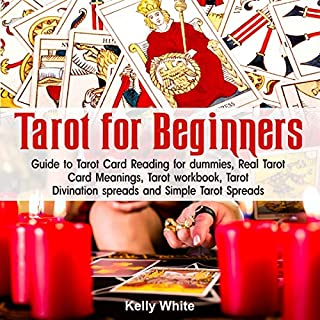 Tarot for Beginners audiobook cover art