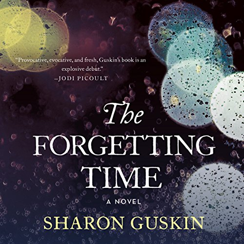 The Forgetting Time audiobook cover art