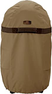 Classic Accessories Hickory Smoker/Fryer Cover, Medium