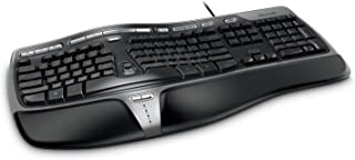 Microsoft Natural Ergo Keypad 4000 Win32 USB Port English Canada Hdwr CD(B2M-00013)