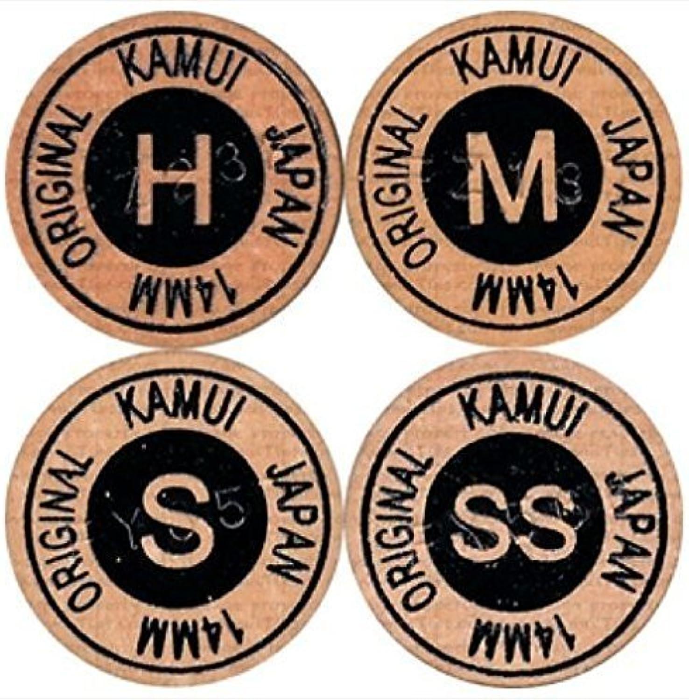 Ape-Huci II laminierte Leather Tips–Hard by Ape-Huci