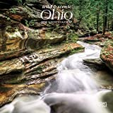 Ohio Wild & Scenic 2020 7 x 7 Inch Monthly Mini Wall Calendar, USA United States of America Midwest State Nature (English, French and Spanish Edition)