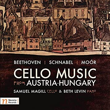 Cello Music from Austria-Hungary