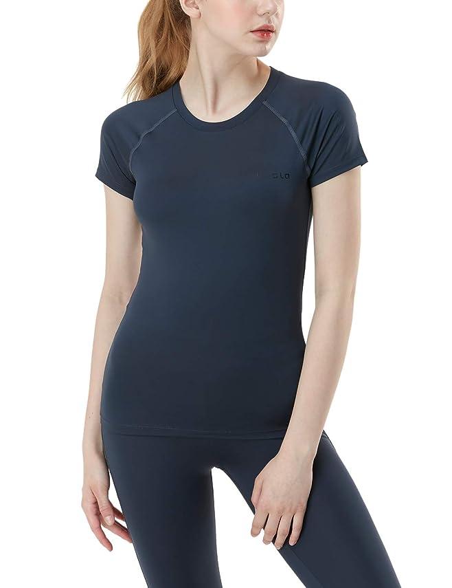 建物生命体ゴシップ(テスラ)TESLA トレーニングウェア 半袖 Tシャツ [レディース] FUB03
