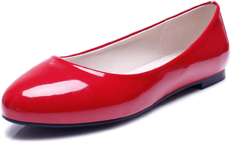 Joddie Haha Sandals Ballet Flats Women Flat shoes Ladies Girls Ballerina Female Heel Slip On Office shoes Plus Size Big Large Black
